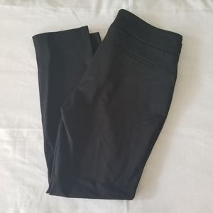 NWOT Dalila Black Slacks